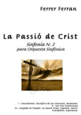 [楽譜] 交響曲第2番「キリストの受難」《輸入吹奏楽譜》【送料無料】(La Passio de Crist)《輸入楽譜》