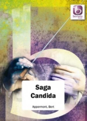 [楽譜] サガ・キャンディダ(純真な物語)~魔女狩りの七つの印象~《輸入吹奏楽譜》【送料無料】(Saga Candida)《輸入楽譜》