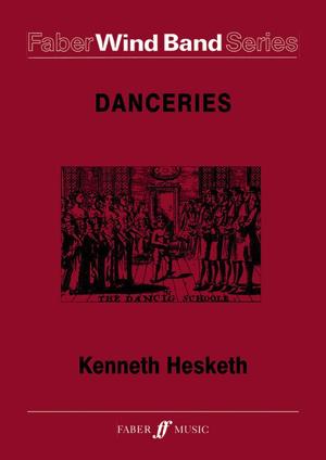 [楽譜] ダンスリーズ(セット1)《輸入吹奏楽譜》【送料無料】(Wind Score & Parts - Danceries (Set I)《輸入楽譜》