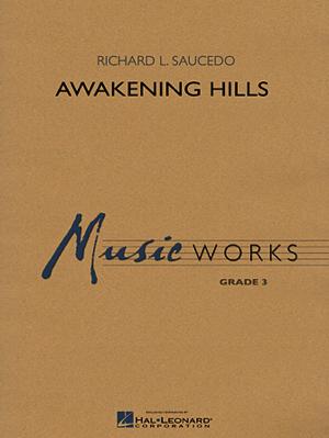 [楽譜] アウェイクニング・ヒルズ《輸入吹奏楽譜》【送料無料】(Awakening Hills)《輸入楽譜》