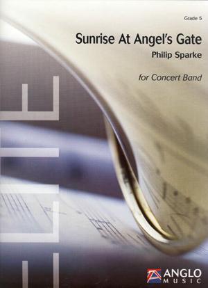 [楽譜] エンジェルズ・ゲートの日の出《輸入吹奏楽譜》【送料無料】(Sunrise at Angel's Gate)《輸入楽譜》