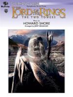 [楽譜] 「ロード・オブ・ザ・リング~二つの塔」メドレー(同名映画より)《輸入吹奏楽譜》【送料無料】(LORD OF THE RINGS: THE TWO TOWERS, SYMPHONIC SUITE FROM THE)《輸入楽譜》