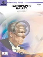 [楽譜] サンドペーパー・バレー(ルロイ・アンダーソン)《輸入吹奏楽譜》【送料無料】(SANDPAPER BALLET)《輸入楽譜》