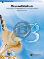 [楽譜] ファーガソン2曲!(ロッキーのテーマ、ココナッツ・シャンパン、2曲メドレー)《輸入吹奏楽譜》【10,000円以上送料無料】(MAYNARD MADNESS)《輸入楽譜》