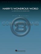 [楽譜] ハリーの不思議な世界(「ハリー・ポッター」主題曲、オリジナル版)《輸入吹奏楽譜》【送料無料】(HARRY'S WONDROUS WORLD)《輸入楽譜》