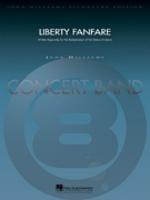 [楽譜] リバティー・ファンファーレ(ジョン・ウィリアムズ)《輸入吹奏楽譜》【送料無料】(LIBERTY FANFARE)《輸入楽譜》