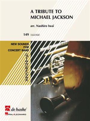[楽譜] アメリカン・グラフィティXX マイケル・ジャクソン・メドレー【ニュー・サウンズ・イン・ブラス】《輸入...【送料無料】(A Tribute to Michael Jackson)《輸入楽譜》