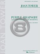 [楽譜] 紫のラプソディー【10,000円以上送料無料】(Purple Rhapsody)《輸入楽譜》