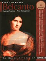 [楽譜] ソプラノのためのベルカント・アリア集 第1巻(CD付き)【10,000円以上送料無料】(Belcanto Arias for Soprano ? Volume 1)《輸入楽譜》