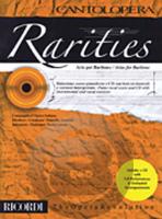 [楽譜] レアリティーズ:バリトンのためのアリア集(CD付き)【10,000円以上送料無料】(Rarities: Arias for Baritone)《輸入楽譜》