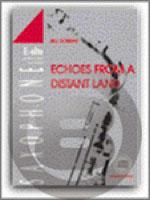 [楽譜] B.ドビンズ/エコー・フロム・ア・ディスタント・ランド(CD付)【10,000円以上送料無料】(Echoes From A Distant Land (w/CD)《輸入楽譜》