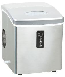 【改訂商品 *写真と外観が一部異なります。】アイスメーカー(製氷機) BCM-1201 ※食用氷としての使用は避けて下さい。