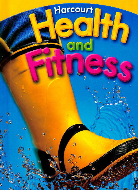 Houghton Mifflin Harcourt Health and Fitness Gr.1【アメリカの小学校1年生保健・体育教科書】