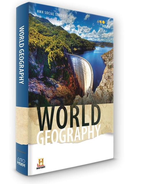 World  Geography(中学生用地理教科書)