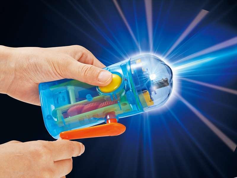 電気の利用 ハンディECOライト3 /工作 自由研究 小学校 電気 実験