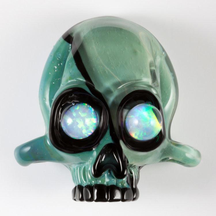 ボロガラス用カラーロッド borosilicate color rod 画像は色のサンプル画像です NS-133 30g~34.9g R シルバーアクア 通販 激安◆ ロッド ガラス材料 ファーストクオリティー サービス Aqua ガラス棒 Star 1本 ガラス作家向け fast Silver North