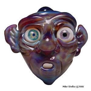 ボロガラス用カラーロッド 《週末限定タイムセール》 borosilicate color rod 画像は色のサンプル画像です GA-386 45g~ B パープル ラスター 40%OFFの激安セール ロッド fast ガラス作家向け Purple ガラス材料 ガラス棒 Alchemy Glass ファーストクオリティー 1本 Luster