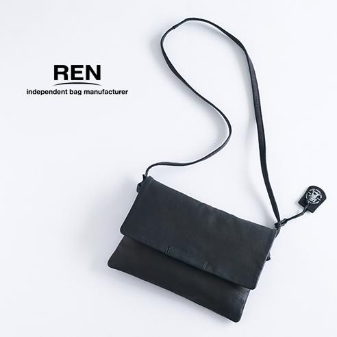 REN レン ゴートレザークラッチショルダーS FU-10981 レディース ベアー 山羊革 クラッチバッグ