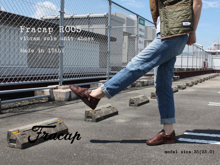 Fracap vibramsohlunitcomfort shoes R005 ladies leather import maidinntary