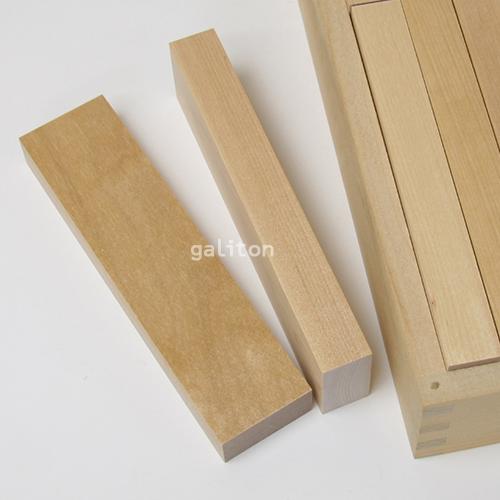 童具館 WAKU-BLOCK45 G7 / ワクブロック45 G7(長板 4倍体 1/2厚 他)