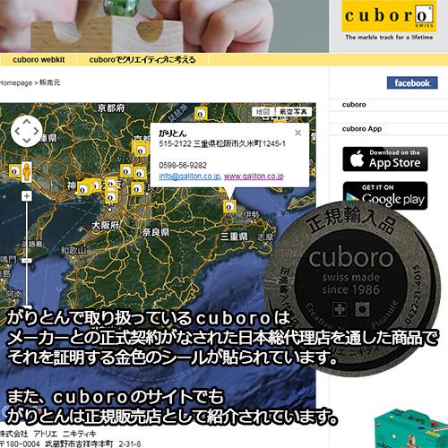 Cuboro / 古巴罗湖标准 cuboro 标准