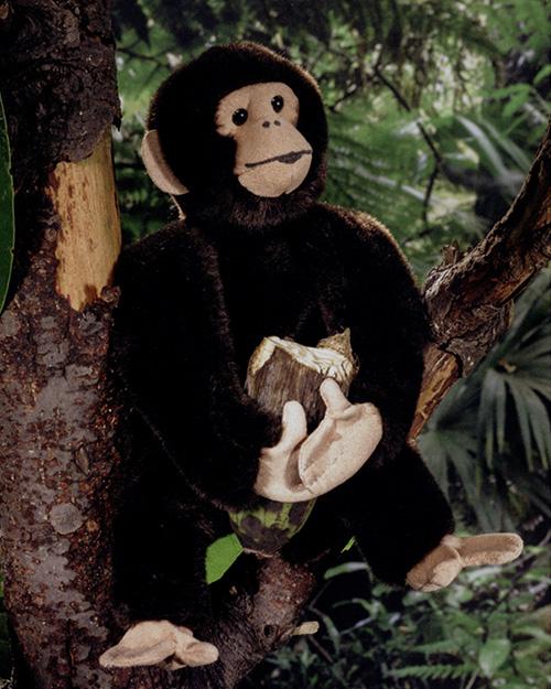 Koesen/ケーセン社 チンパンジー ミニ / Schimpanse, klein