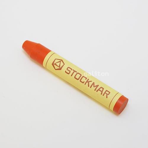 Stockmar ランキング総合1位 シュトックマー社 蜜蝋クレヨン 日本 色番号03オレンジ スティッククレヨン補充用単色