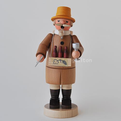 煙出し人形 DFぶどうジュース売り 1461107