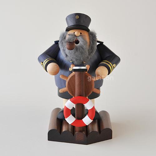 煙出し人形 KWO太っちょ船長 21473