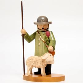 煙出し人形 WB羊飼い 146912