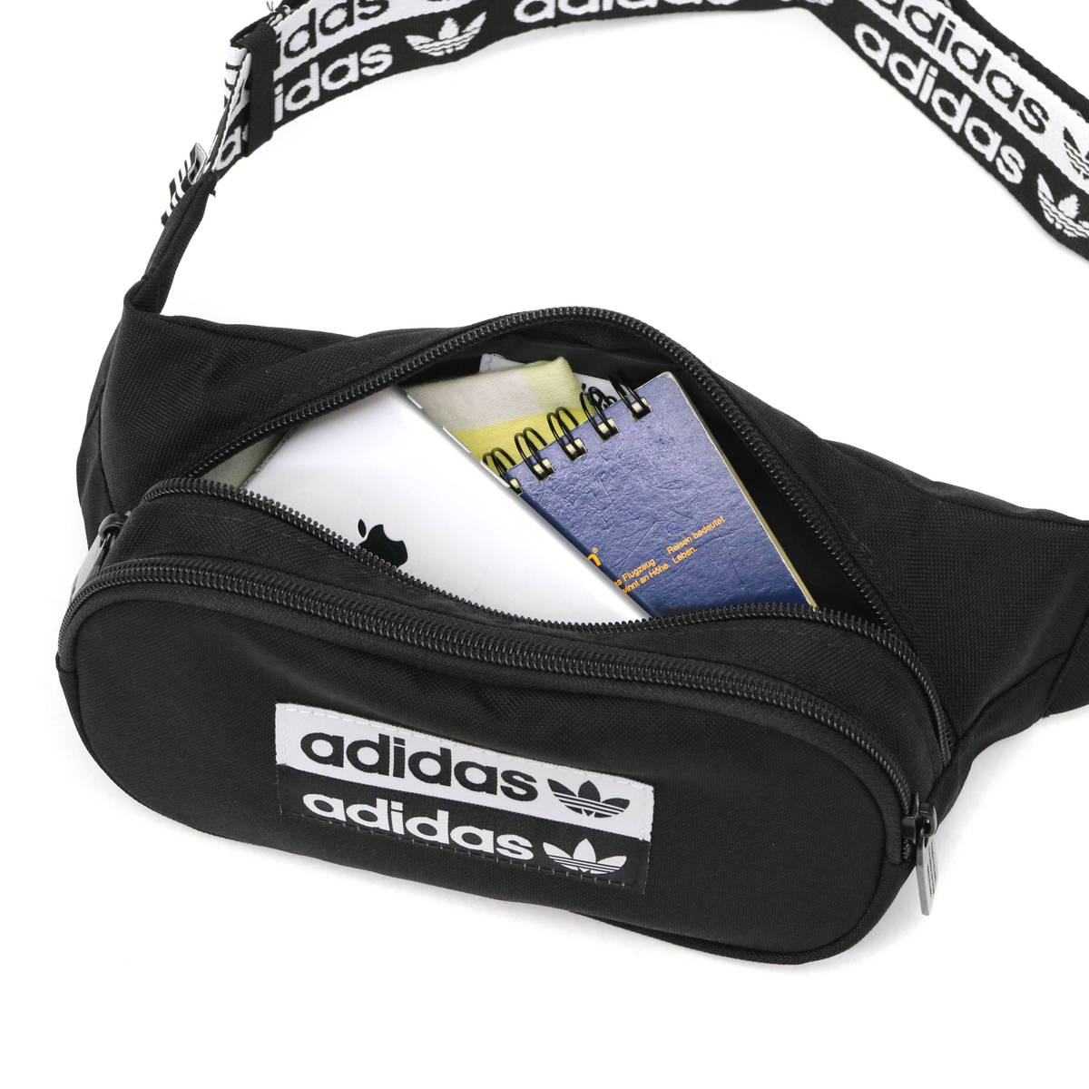 Waist pouch Pouch waist bag adidas Originals Body bag VOCAL WAISTBAG Men's Women's GHQ48