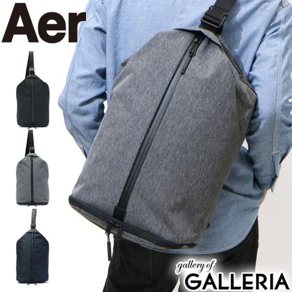 【P23倍★10/30(火)0:00~24H限定 Wエントリー】エアー ボディバッグ Aer Sling Bag 2 スリングバッグ ななめ掛けバッグ Active Collection 旅行 通勤 通学 ジム ナイロン メンズ レディース