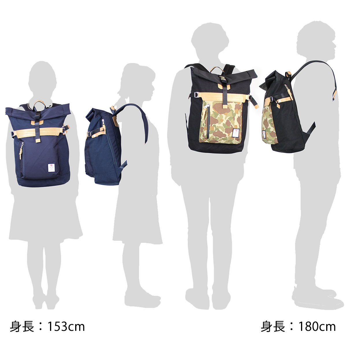 AS2OV backpack rucksack HI DENSITY CORDURA NYLON men gap ASSOV 091400