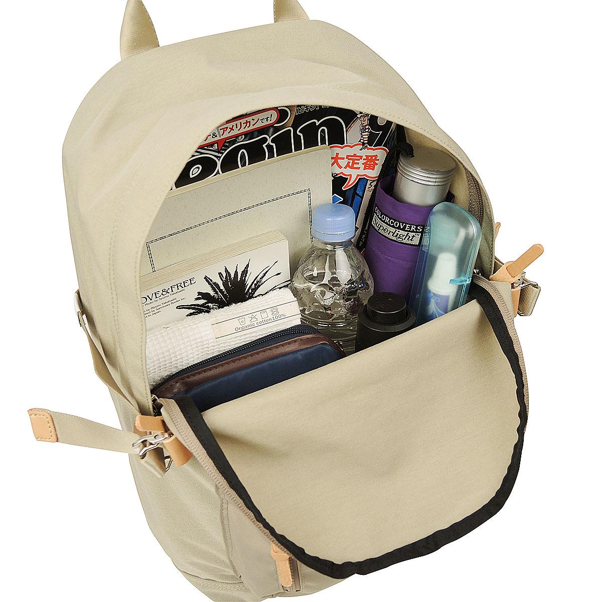 Arsov AS2OV daypack backpack HI DENSITY CORDURA NYLON mens Womens ASSOV 091401