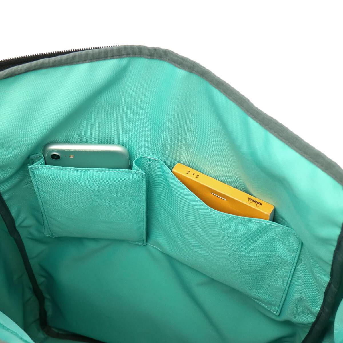 Bianchi square box backpack pack A3 20L PC storage DIBASE men's ladies  NBTC-60 NBTC-60B