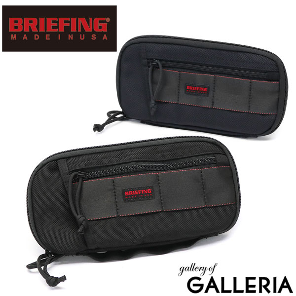 BRIEFING MADE IN USA Pass case BRM181617