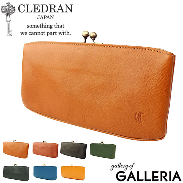CLEDRAN wallet NOM Nom  length wallet ladies purse leather CL-2305