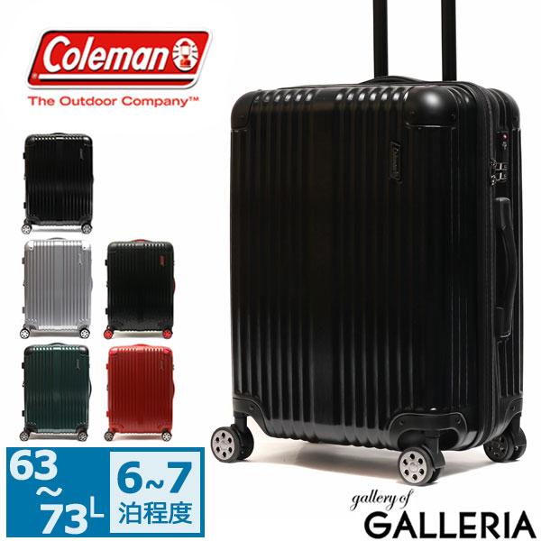 8f45e2b5e6db Suitcase Coleman 22 inch carry case 63L 73L 6 to 7 nights Expandable Travel  Travel Business trip Men's Women's 14-60