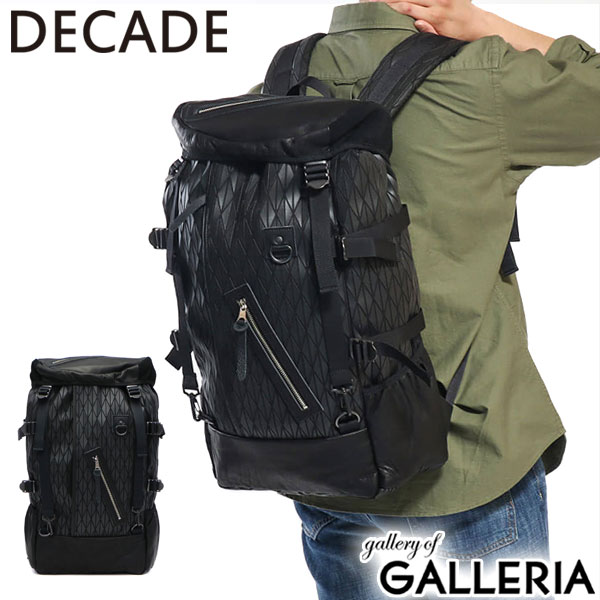 3ed101980 DECADE Solid Solid Graphic Print Canvas Backpack Men's Backpack  Stereoscopic Print Canvas B4 DCD-01104 ...