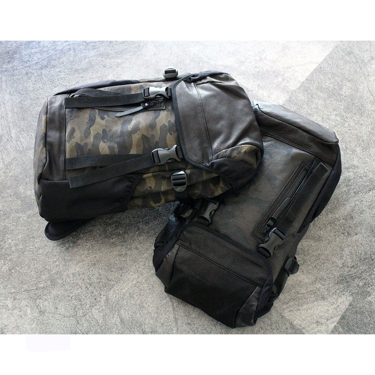 e7be56796b [SALE 30% OFF] DECADE rucksack backpack camouflage mens DCD-00601A