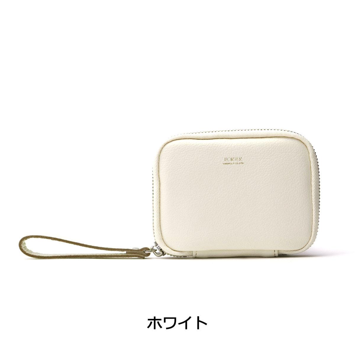 bea9d2e54127 ESSENTIAL DESIGNS × PORTER Mini Purse Round Zipper Wallet MINI WALLET Almighty  Series Coin Case Porter Yoshida Bag E181805
