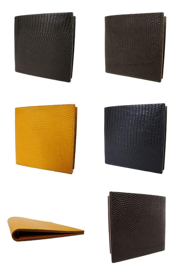 FARO wallet leather AMARO LIZARD FRO355228