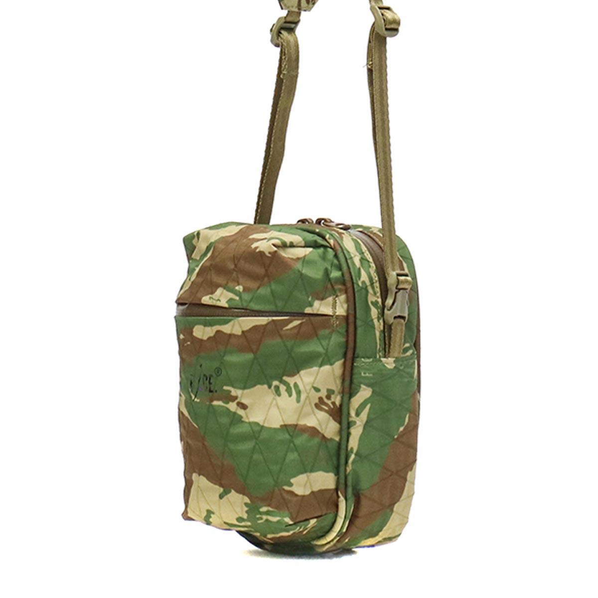 X-PAC LINE CAMO CAMERA POUCH Shoulder Bags camouflage Camera bag small body  bag mens womens XP0014 7e6a15a4d0