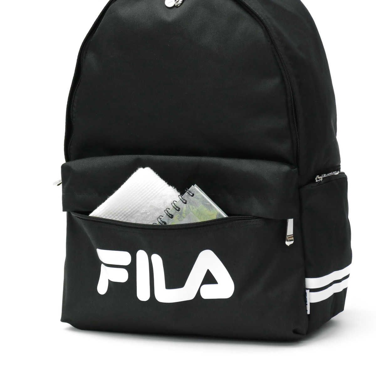 9114e63152 GALLERIA Bag-Luggage  FILA Backpack commuter school bag B4 men s ...