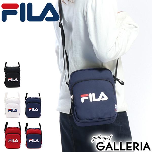 FILA shoulder bag remember light weight vertical type mini shoulder casual  men s ladies unisex 7562 96de32e7b1
