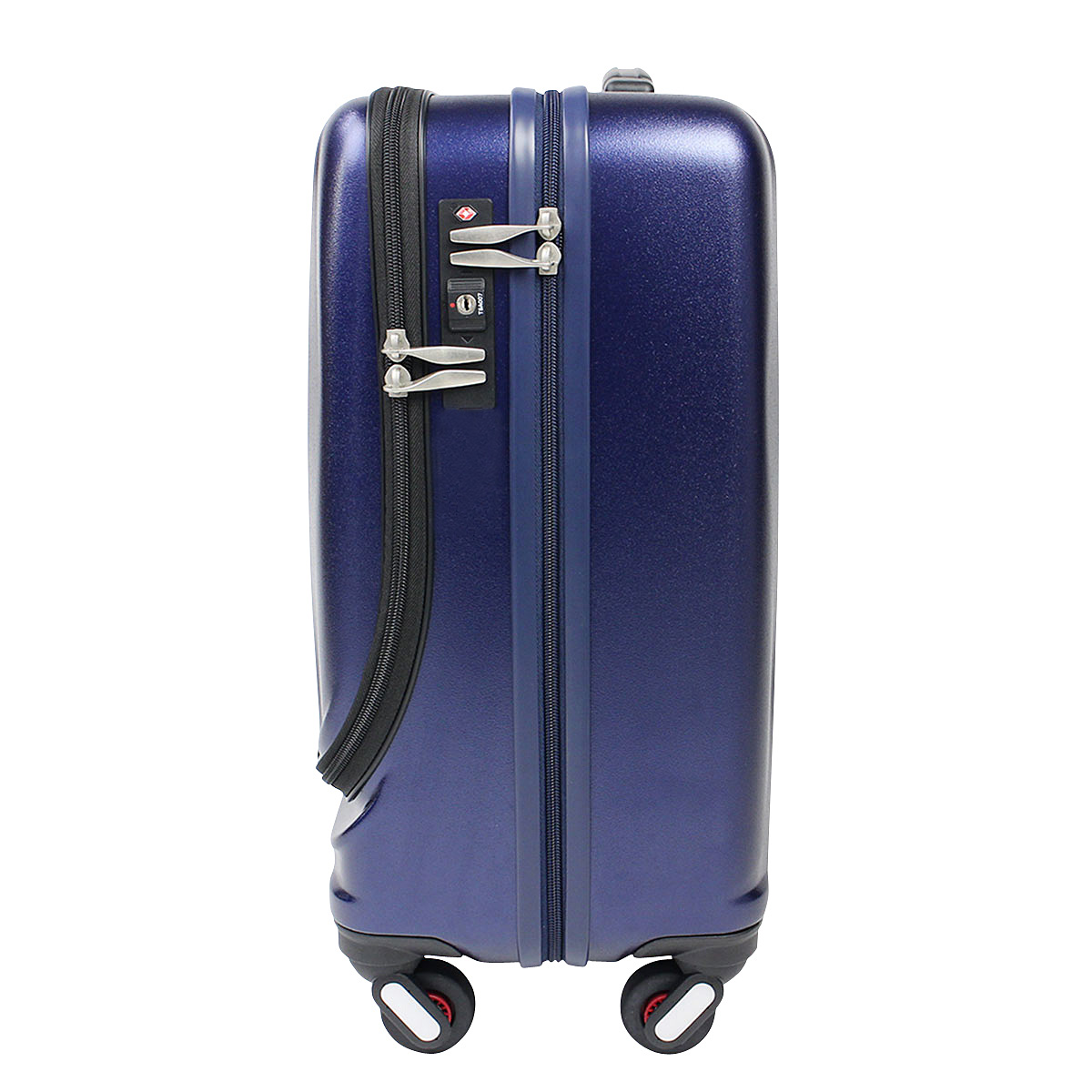Galleria Bag Luggage Suitcase Frequenter Clam Front Open
