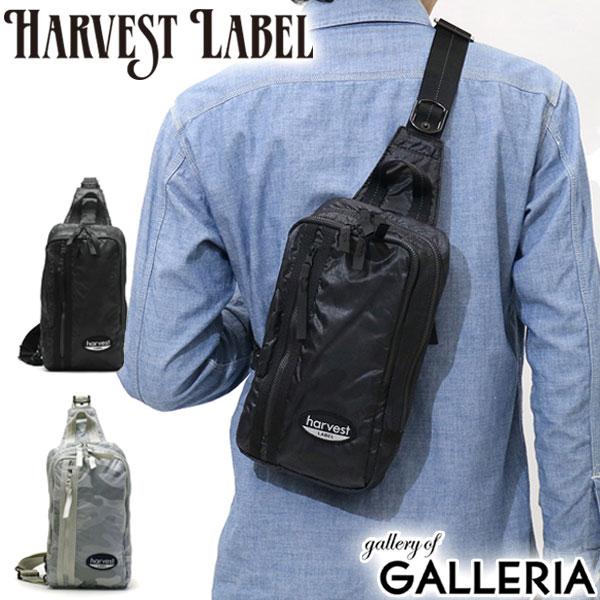 ハーヴェストレーベル ボディバッグ HARVEST LABEL NEO PARATROOPER SLINGPACK 斜め掛け ネオパラトルーパー メンズ レディース ハーベストレーベル HT-0153