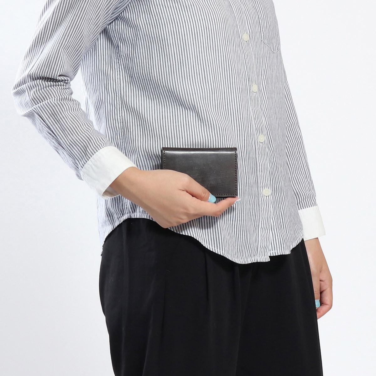 ed49923e0aaf HERGOPOCH Bridle Series Business Card Holder Card Case Men s Leather  Business Made in Japan BLW-NAM