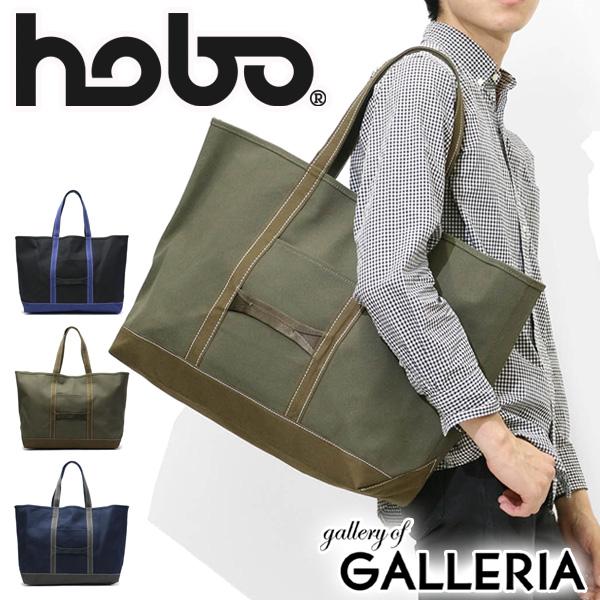 【セール30%OFF】ホーボー バッグ hobo トートバッグ トート Cotton Canvas Tote Bag L 通学 旅行 メンズ レディース HB-BG2613【ラッキーシール対応】