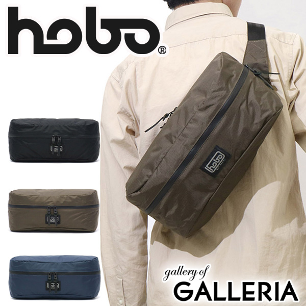 3d83921aed  SALE 30% OFF  hobo Polyester Ripstop with Waterproof Zip Shoulder Bag M  body bag Shoulder Bags mens womens HB-BG2635